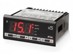 LAE Electronic AC1-5TS2RW Θερμοστάτης Ηλεκτρονικός Με 2 Ρελέ - 115/230Volt
