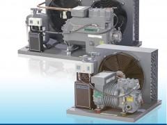 COPELAND DLL-40X (4HP/400Volt/R404a) Ημίκλειστο Ψυκτικό Μηχάνημα Συντήρησης Με 4HP Κοντένσερ