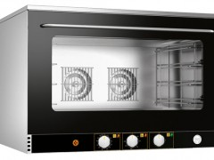 Gierre BRG600 Easy Inox Κυκλοθερμικός Φούρνος 400Volt (Χωρητικότητα: 4 λαμαρίνες 600x400mm) - 860x790x610mm