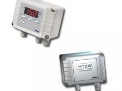 LAE Electronic AC1-2WAQ2RE-B + HT2WSE Υγροστάτης Ηλεκτρονικός Με 2 Ρελέ & Θύρα RS485 - 230Volt & Αισθητήριο Υγρασίας (Σχετική Υγρασία: 0%-100%)