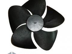 FrigoHellas B.N OEM Πλαστικό Φτερό Εξωτερικής Μονάδας Κλιματιστικού - Ø406mm / 5Φτερά / CCW / 8mm