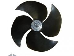 FrigoHellas B.N OEM Πλαστικό Φτερό Εξωτερικής Μονάδας Κλιματιστικού - Ø405mm / 4Φτερά / CW / 8mm