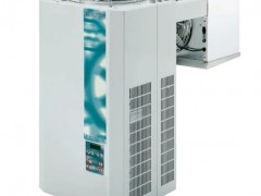 RIVACOLD FAM009Z001 Επιτοίχια Ψυκτικά Μηχανήματα Συντήρησης με Αεροψυκτήρα (3/4HP - 230Volt) Για Ψυκτικό Θάλαμο 6,8κυβικά