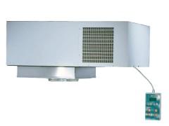 RIVACOLD SFM007Z001 Οροφής Ψυκτικά Μηχανήματα Συντήρησης με Αεροψυκτήρα (1/2+HP - 230Volt) Για Ψυκτικό Θάλαμο 5,1κυβικά