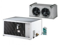 RIVACOLD STL060Z012 Οροφής Διαιρούμενα Ψυκτικά Μηχανήματα Κατάψυξης με Αεροψυκτήρα Κύβο (3HP - 400Volt) Για Ψυκτικό Θάλαμο 46κυβικά