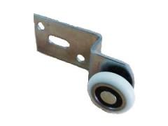 FrigoHellas OEM 3382 Ραουλάκι Με Ροδάκι (Για το προφίλ αλουμινίου για συρόμενες πόρτες 3381)
