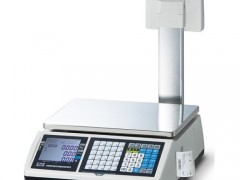 CAS CT100-15-P Ηλεκτρονική Ζυγαριά Λιανικής & Λιανικών Αγορών Με Κολώνα & Χαρτοταινία - Μπαταρίας & Ρεύματος (Ικανότητα Ζύγισης: 6/15Kg -...