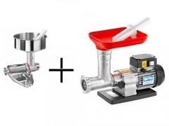 FACEM TRE SPADE 8EL YOUNG Μηχανή Σάλτσας Ντομάτας & Κρεατομηχανή 0,4HP - 230Volt - Παραγωγή: 50Kg/h