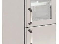 Niki Inox TH D2 70MG Επαγγελματικό Ψυγείο Βιτρίνα Αναψυκτικών - Θάλαμος Inox - 700x800x2150mm