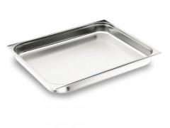 LACOR 66040 Λεκανάκια Gastronorm GN 2/1 (11Lit) Διαστάσεις ΜxΠxΥ: 530x650x40mm