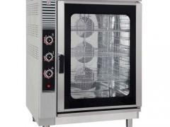 NORTH FG10 Φούρνος Κυκλοθερμικός Φυσικού Αερίου 10 Θέσεων (Για λαμαρίνες: 600x400mm ή GN 1/1)