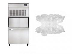 ICETECH GR140 (135Kg/24h) Παγομηχανή - Μηχανή Παγοτρίμματος με Αποθήκη