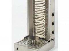 ROLLER GRILL GR80E Γύρος - Γυριέρα Ηλεκτρικός Για 40Kg Κρέας - 580x660x1045mm