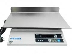 CAS AD-6 Ηλεκτρονική Ζυγαριά Για Έλεγχο Βάρους Προιόντων (Ικανότητα Ζύγισης: 3/6Kg - Υποδιαίρεση: 1/2gr)