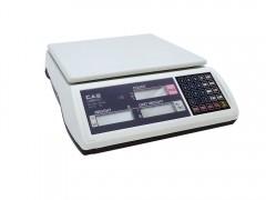 CAS EC-03 Ηλεκτρονική Ζυγαριά Για Μέτρηση Τεχαχίων (Ικανότητα Ζύγισης: 3Kg - Υποδιαίρεση: 0,1gr)