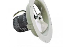 Euro Motors Italia 52AV-2001/1 (4151.0501) Ανεμιστήρας 15Watt με Πλέγμα & Φτερό 92mm (Ρουφάει προς το μοτέρ)