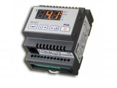 LAE Electronic AC1-27AS2RE-B Υγροστάτης Ηλεκτρονικός Ράγας Με 2 Ρελέ & Θύρα RS485 - 230Volt / 230Vac