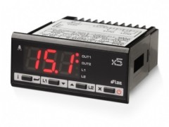 LAE Electronic AC1-5JS2RW Θερμοστάτης Ηλεκτρονικός Με 2 Ρελέ - 115/230V