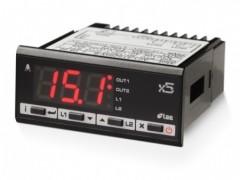 LAE Electronic AC1-5AS2RD Υγροστάτης Ηλεκτρονικός Με 2 Ρελέ - 12Volt