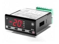 LAE Electronic AD2-5C24W-BG Θερμοστάτης Απόψυξης Ηλεκτρονικός Με 4 Ρελέ & Θύρα RS-485 - 115/230V