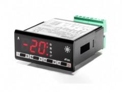 LAE Electronic AH1-5C14W-BG Θερμοστάτης Απόψυξης Ηλεκτρονικός Με 4 Ρελέ & Θύρα RS-485 - 115/230Volt