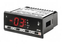 LAE Electronic AT2-5BS4U-G Θερμοστάτης Απόψυξης Ηλεκτρονικός Με 3 Ρελέ - 115Volt