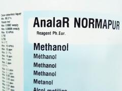 VWR International Methanol Μεθανόλη 70ml (Κατάλληλο Για Απομάκρυνση Υγρασίας Από Ψυκτική Μηχανή)