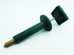 FrigoHellas OEM 9034 Εσωτερική Απασφάλιση Οριζόντιου Κλείστρου Πόρτας Ψυκτικού Θαλάμου - Για Μόνωση: 120mm