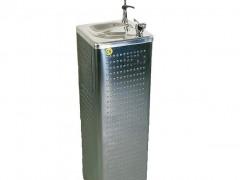 FrigoHellas OEM A-300 Ψύκτης Νερού Επιδαπέδιος Inox (Παραγωγή: 75Lit/h - 300Ποτήρια/h) - 310x310x1050mm