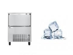 ICETECH FD 90 (90Kg/24h) Παγομηχανή με Αποθήκη για Τετράγωνο Παγάκι 13cc
