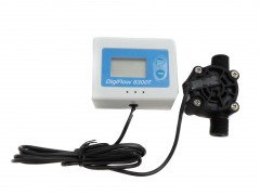 INOXDEP 702528 Ηλεκτρονικός Υδρομετρητής Δικτύου Νερού