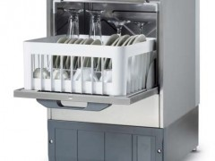 Omniwash JOLLY 35 Επαγγελματικό Πλυντήριο Ποτηριών & Μικρών Πιάτων (Καλάθι: 350x350mm / Μέγιστο Ύψος Ποτηριού: 180mm)