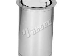 PORTASHELF M0168X Θήκη Ανοξείδωτη Αποθήκευσης Θερμαινόμενο για 50πιάτα 24-32cm (Εξωτ.διαστάσεις: Φ450x720mm)