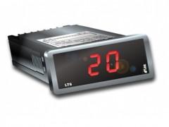 LAE Electronic LT6CTDS-2 Θερμόμετρο Ηλεκτρονικό Για Αισθητήριο PTC - 12Volt