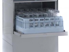 MBM LB350D (LB355D) Επαγγελματικό Πλυντήριο Ποτηριών με Δοσομετρητή Στεγνωτικού & Απορρυπαντικού (Καλάθι: 350x350mm / Μέγιστο Ύψος Ποτηριού: 260mm)