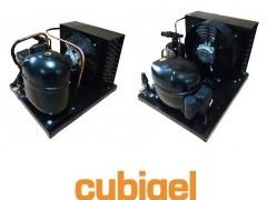 ACC Cubigel MX21TB (1HP - 230Volt - R404a) Ψυκτικό Μηχάνημα Συντήρησης Με Φιάλη (ex Electrolux)