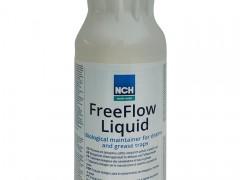 NCH FreeFlow Liquid Βιολογικό Καθαριστικό Λιποσυλλεκτών - Καθαρίζει Σωλήνες & Αποχετεύσεις από τα Λίπη (1lt)