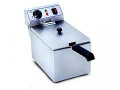 Neumarker 67-01020 Επαγγελματική Ηλεκτρική Φριτέζα 4Lit - 3,2Kw - 310x420x220mm