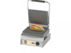 Neumarker 11-80411 (Pannini Master Grill I) Επαγγελματική Μονή Τοστιέρα Ρεύματος Λεία Κάτω & Ραβδωτή Πάνω (Γερμανίας)