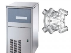 OEM-NTF IFT165A Παγομηχανές - Μηχανές Παγοκύβων (Παραγωγή: 75kg/24h - Παγάκι με Τρύπα: 20gr)
