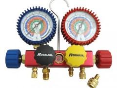 ROBINAIR RA42282E Κάσα Μανομέτρων για Ψυκτικούς - 4 Εξόδων R422D/R404a/R407C/R134a