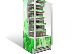 Sanden Intercool Thailand BSO-700SBX (700lit) Επαγγελματικό Ψυγείο Self Service-Λευκό- 700x703x2100mm
