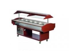SBM6C Salad Bar Κρύων - Buffet Ψυχόμενο - Χωρητικότητα: 6 GN 1/1