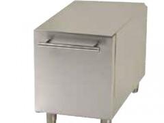 SERGAS SS750 Inox Ερμάριο Small - 400x710x600mm