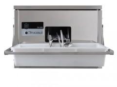 Frucosol SH-3000 Επιτραπέζιο Στεγνωτήριο & Γυαλιστικό & Αποστειρωτής για Μαχαιροπήρουνα (Παραγωγή: 3.000τεμάχια/ώρα)