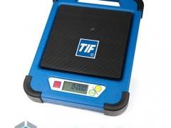 TIF 9000S Διπλή Ζυγαριά Ηλεκτρονική Για Πλήρωση Φρέον - Ικανότητα Ζύγισης: 50Kg/2g ή 100kg/4g