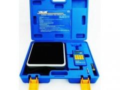 VALUE VES-100A Ζυγαριά Ηλεκτρονική Για Πλήρωση Φρέον - Ικανότητα Ζύγισης: 100Kg