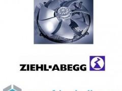 Ziehl Abegg FE063-ADK.4I.V7 Ανεμιστήρας Axial Fan Ø630mm / 650-480rpm / 400Volt