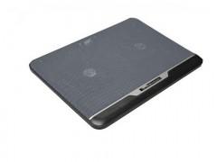 "Ultra Slim Βάση Ψύξης για Notebook - Laptop 10-17"" με 2 ανεμιστήρες HZT 2088 - CHH-HZT2088"