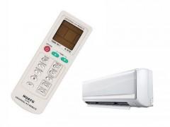 Τηλεκοντρόλ για όλα τα Κλιματιστικά - Universal AirCondition Remote Control K-91E -